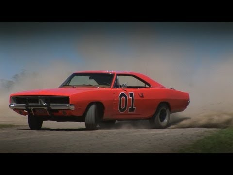 General Lee Charger The Bandit Transam'e karşı