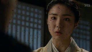 韓国ドラマ「六龍が飛ぶ」バンウォンユ・アインがブンシン・セギョンに「王になる」と告白