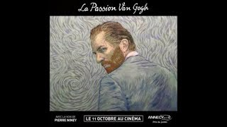 Trailer of La Passion Van Gogh (2017)