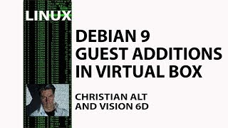How to Install VirtualBox Guest Additions on Debian - Видео