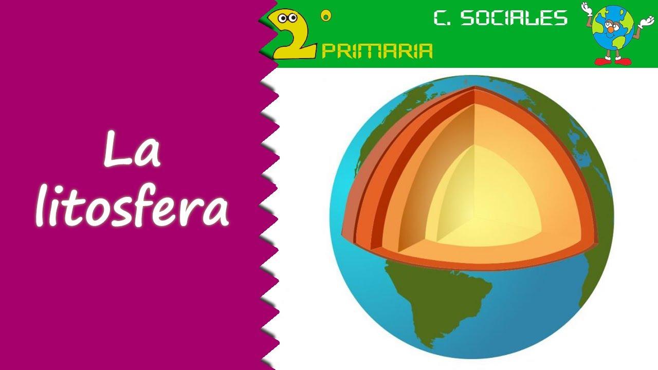 Ciencias Sociales. 2º Primaria. Tema 4. La litosfera