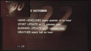 (2011 style)News countdown has a sparta execution remix
