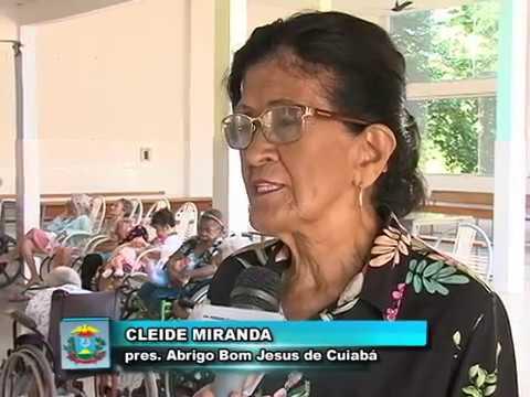 Fazer o bem | Abrigo Bom Jesus de Cuiabá