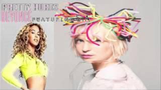 Beyonce Ft. Sia   Pretty Hurts