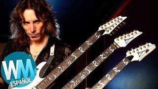 ¡Top 10 Guitarristas INCREÍBLEMENTE Buenos!