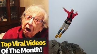 Top 40 Viral Videos Of The Month So Far - December 2019
