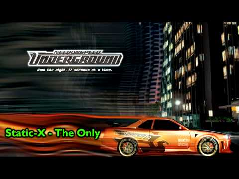 Need for speed underground best soundtracks