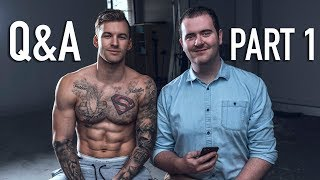 Q&A PART 1- Gym Motivation And Future Plans For Photography
