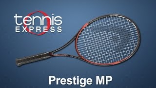 Ρακέτα τέννις Head  Graphene XT Prestige MP DEMO video