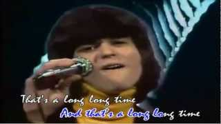 Donny Osmond - The twelfth of never HD 天長地久