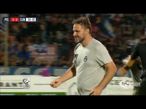 Pisa-Cuneo 1-0, la sintesi della partita