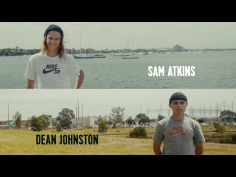 Nike SB Australia | Parallels