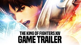THE KING OF FIGHTERS XIV - Gameplay Trailer [JP]