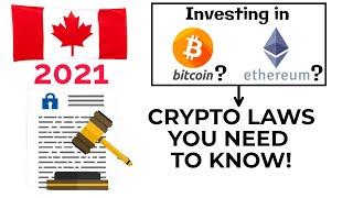 Ist es legal, Bitcoin in Kanada zu kaufen
