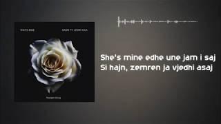 GASHI   That's Mine (Official Video) Ft. Ledri Vula (Lyrics)