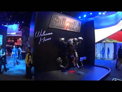 The Sights, Sounds And Smells Of E3 2015 [Video]
