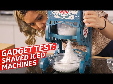 Do You Need a $108 Shaved Ice Machine to Make Bingsu? — The Kitchen Gadget Test Show