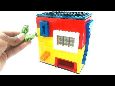 LEGO Menthol Bonbons Mint Machine