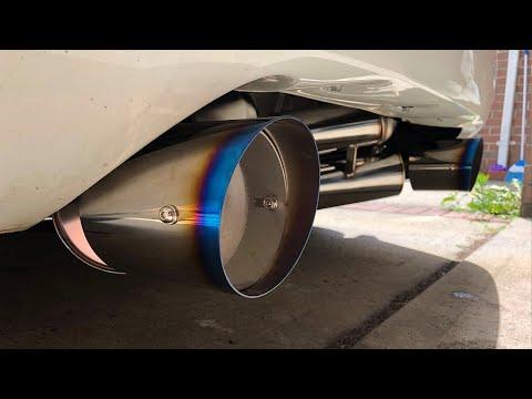 Hks Exhaust 350z