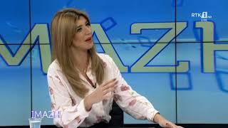 Imazh - Vizita e Vjosa Osmanit në Shqipëri 17.12.2020