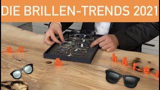 Brillen-Trends 2021: Was wird getragen?