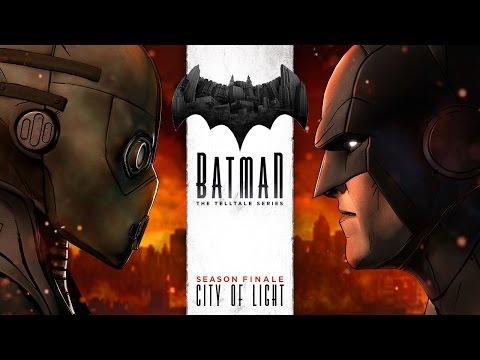 'BATMAN - The Telltale Series' Episode 5: 'City of Light' Trailer thumbnail