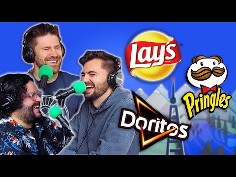 TOP 3 Best Ever POTATO CHIPS | The Valleycast, Ep. 55