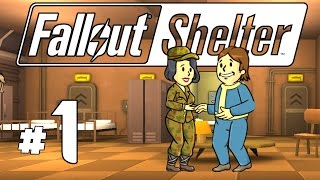 Fallout Shelter PC - Ep. 1 - Fallout Shelter Vault #314 - Let's Play Fallout Shelter PC Gameplay