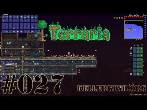 Terraria #27 – Auge des Cthulhu ★ Let's Play Terraria [HD|60FPS]