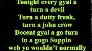 alkaline - gyal bruk out lyrics