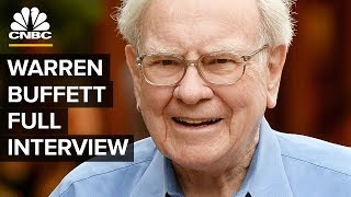 Warren Buffett's Full Birthday Interview