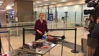 TSA Prohibited Items Presentation