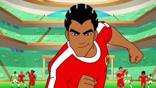 Supa Strikas   Season 4 Episode 51   12th Man   Kids Cartoon