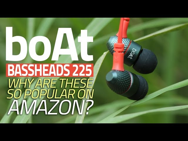 ae683c5fd4b But is it the best you can get at this price? Or are the recently launched  Realme Buds better? We put the Boat Bassheads 225 through our tests to find  out.
