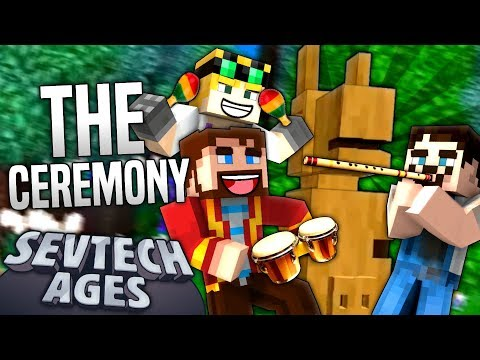 Minecraft - TIPI TIME - SevTech Ages #12 - Duncan - Video - Free
