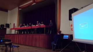 preview picture of video 'Spalovna Chropyně - část 1/15 - veřejné projednávání 9.4.2015'