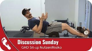 GHD - Sit Ups | Wie gefährlich sind sie? Was bringen sie? - Tutorial