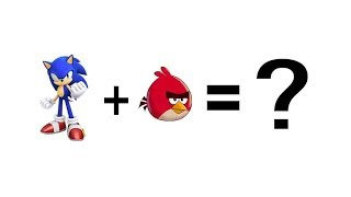 Angry Birds Transform Into Sonic Bowser12345
