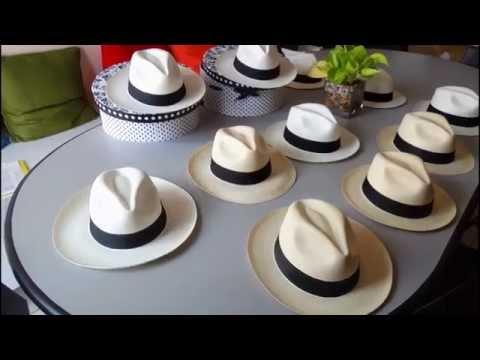 PANAMA HAT  ( CUENCA – ECUADOR)