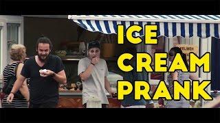 AKO SA KUPUJE ZMRZLINA?! | ICE CREAM PRANK