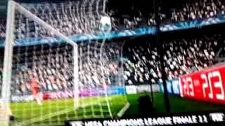 Pes 2012 awesome goal My Goal