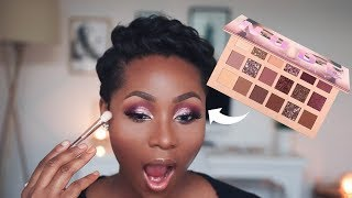 WAIT!!! IS THIS THE BEST EYESHADOW PALETTE OF 2018?? |DIMMA UMEH