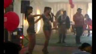 Scumrun 2010 cheeky girls launch party