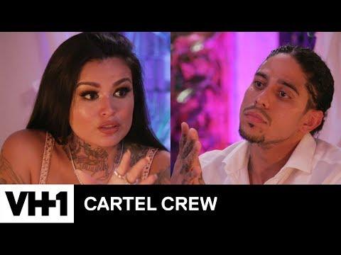 Kat & Eddie Argue Over Their Relationship   Cartel Crew