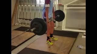 Deadlifting and Young Athletes