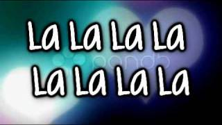 LA LA LA -Auburn Ft. Iyaz [Lyrics On Screen & Description]