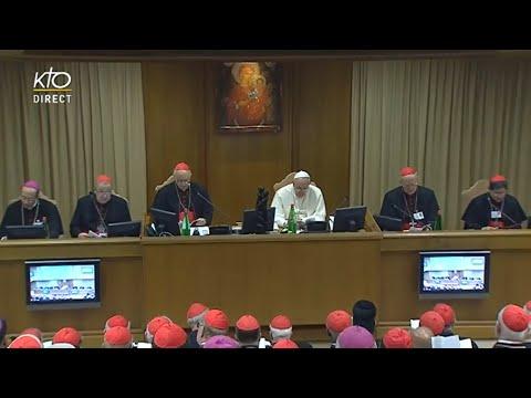 Assemblée générale extraordinaire du Synode sur la famille (1)