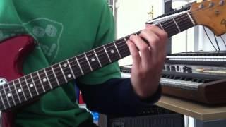 Charlotte Hatherley - Summer guitar cover