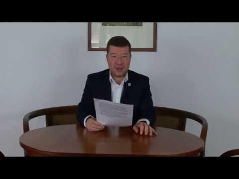 Tomio Okamura: Petice proti legalizaci migrace