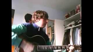 Charlatans - Just When You're Thinking Things Over Acoustic Cover